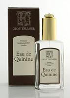 Geo F Trumper Eau de Quinine Cologne Glass Atomiser Bottle (50ml)
