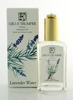 Geo F Trumper Lavender Water Glass Atomiser Bottle (50ml)