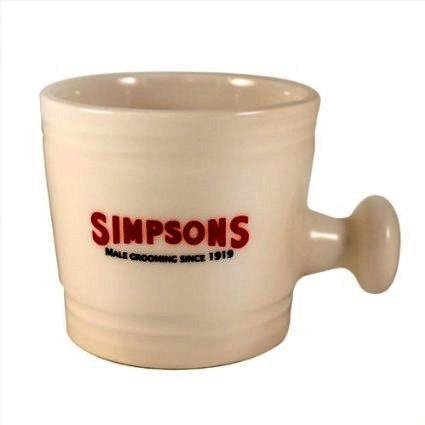 Simpsons Shaving Mug (Small)