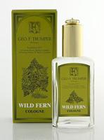 Geo F Trumper Wild Fern Cologne glass atomiser bottle (50ml)