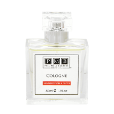 Pall Mall Barbers Sandalwood & Clove Cologne 50ml