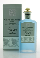 Geo F Trumper Skye Aftershave in Glass Crown Topped Bottle (100ml)