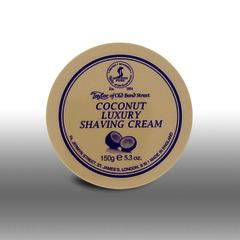 Taylor of Old Bond Street Coconut Shaving Cream Tub 150g