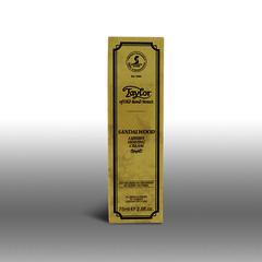 Taylor of Old Bond Street Sandalwood Shaving Cream Tube 75g