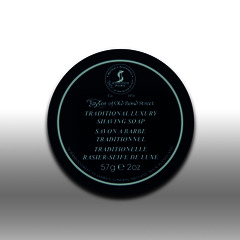 Taylor Of Old Bond Street Traditional Luxury Shaving Soap Travel Bowl