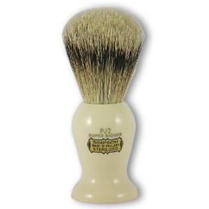 Simpsons Persian Jar 2 Super Badger Hair Shaving Brush