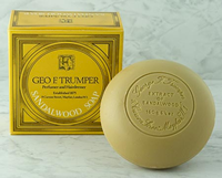 Geo F Trumper Traditional Sandalwood Bath Soap Single Tablet (150g)
