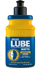 HeadBlade HeadLube Matt Mousturiser