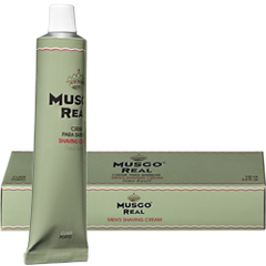 Musgo Real Lime Basil Shaving Cream 100ml