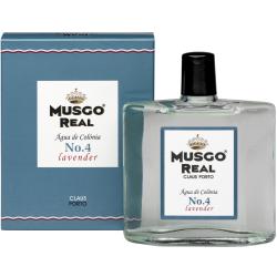 Musgo Real No.4 Lavender Cologne 100ml
