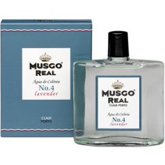 Musgo Real No.4 Lavender Cologne 100ml