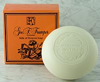 Geo F Trumper Milk of Flowers Bath Soap Single Tablet (150g)