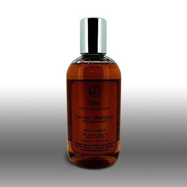 Taylor of Old Bond Street Rosemary Shampoo 250ml