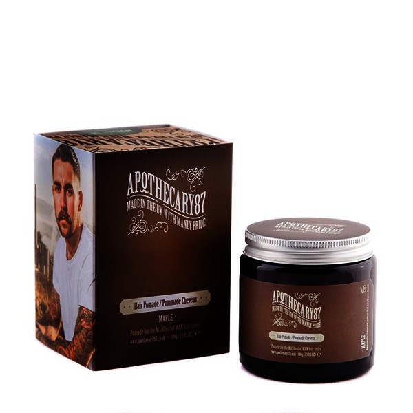 Apothecary 87 Maple Pomade 100g