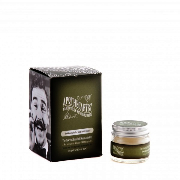 Apothecary 87 Powerful Moustache Wax 16g