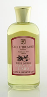 Geo F Trumper Extract of Limes Bath and Shower Gel (200ml)