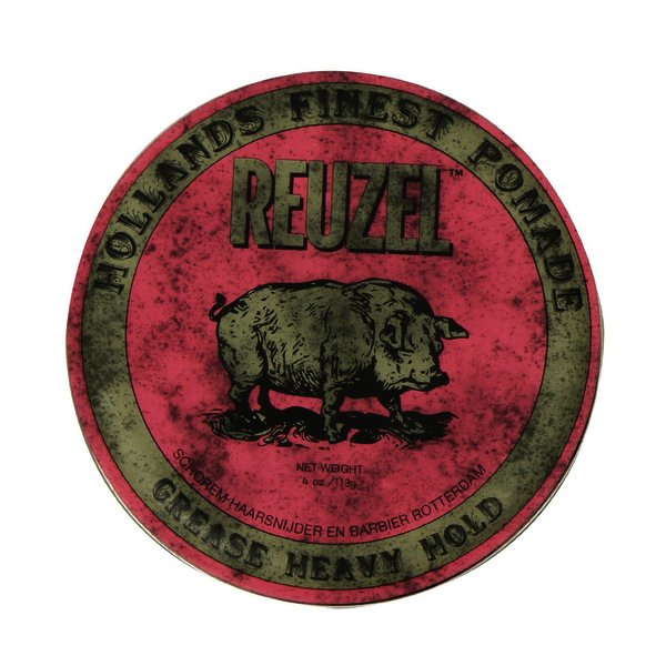Reuzel Grease Heavy/Strong Hold Pomade 113g