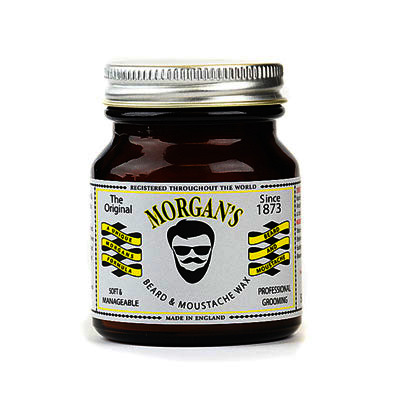 Morgans Beard & Moustache Wax 50g