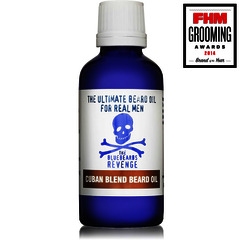 The Bluebeards Revenge Cuban Beard Oil 50ml