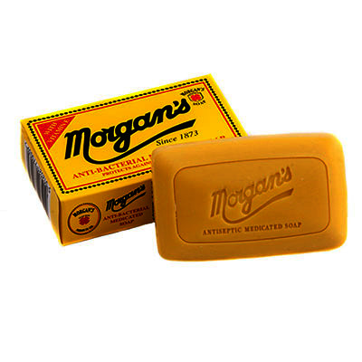 Morgans Antibacterial Medicated Soap 80g