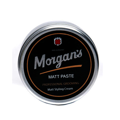 Morgans Matt Paste Hair Styling Cream 100ml