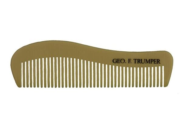 Geo F Trumper Simulated Ivory Comb
