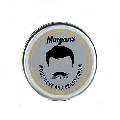 Morgans Moustache & Beard Cream 75ml