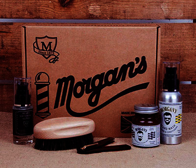 Morgans Beard Beard Care Set