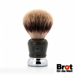 Muhle 70th Anniversary Silvertip Fiber Shaving Brush