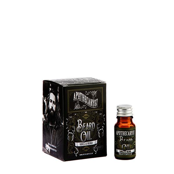 Apothecary 87 Vanilla & Mango Beard Oil 10ml