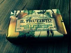 Nesti Dante Mint & Quince Pear Soap 250g