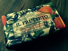 Nesti Dante Olive Oil & Tangerine Soap 250g