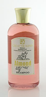 Geo F Trumper Almond Shampoo in Plastic Travel Bottle (200ml)
