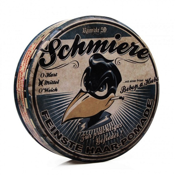 Schmiere Rumble 59 Medium Weight Pomade 140g