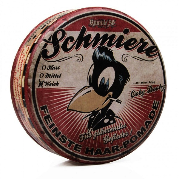 Schmiere Rumble 59 Light Weight Pomade 140g