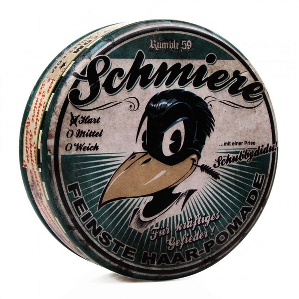 Schmiere Rumble 59 Heavy Weight Pomade 140g