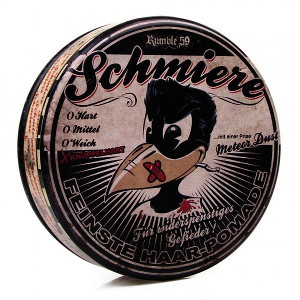 Schmiere Rumble 59 Super Heavy Weight Pomade 140g