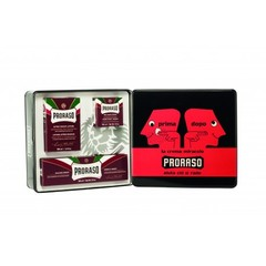 Proraso 'PrimaDopo' Vintage Gift Tin