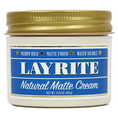 Layrite Natural Matt Cream 120g