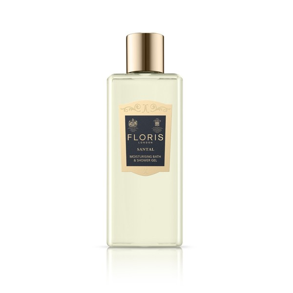 Floris Santal Foaming Bath & Shower Gel 250ml