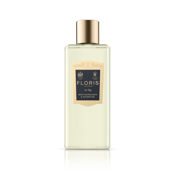 Floris No.89 Foaming Bath And Shower Gel 250ml