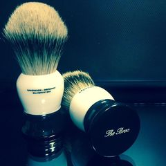 Shavemac 'The Broc' Shaving Brush