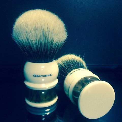 Shavemac 'Germania' Shaving Brush
