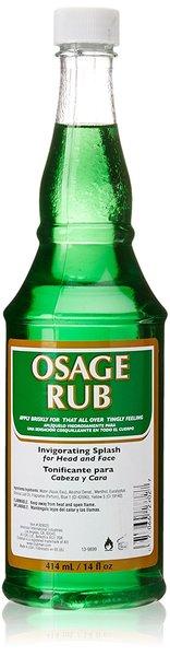 Osage Rub Hair & Face Tonic 414ml