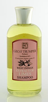 Geo F Trumper Extract of Limes Shampoo in Plastic Travel Bottle (200ml)