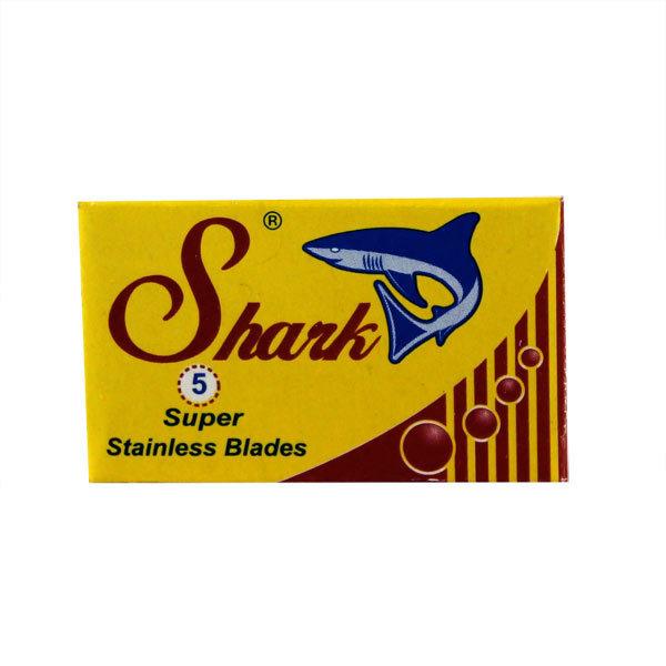Shark Super Stainless DE Blades 5's