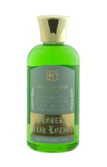 Geo F Trumper Green Floreka Hairdressing In Plastic Travel Bottle (100ml)