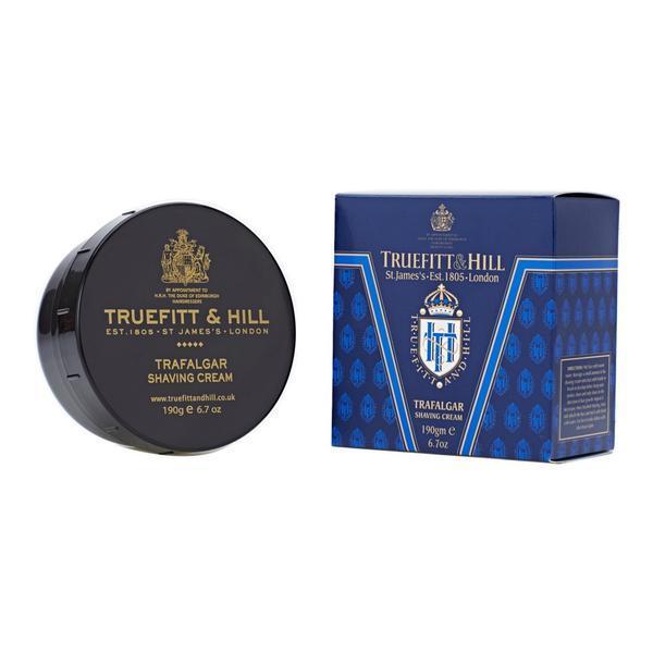 Truefitt & Hill Trafalgar Shaving Cream 190g