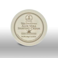Taylor of Old Bond Street Aloe Vera Shaving Cream 150g