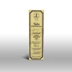 Taylor of Old Bond Street Sandalwood Aftershave Gel 75ml